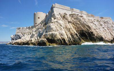 Ile de Monte Cristo : L'Histoire du Château d'If