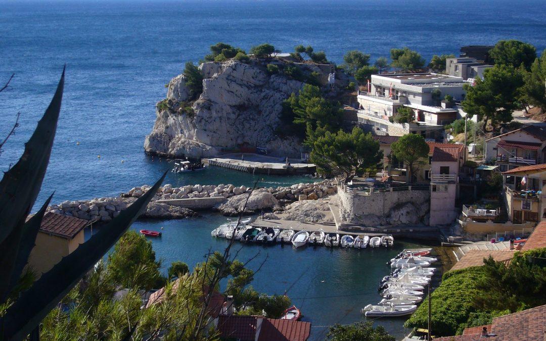 Fort de Niolon : L'endroit préféré des marseillais
