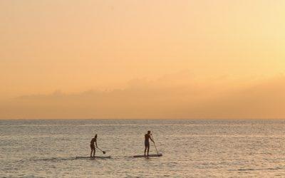 Paddle Marseille : La côte en paddle, idyllique mais sportif