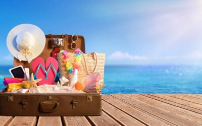 Préparer votre valise pour les vacances d'été